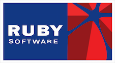 ruby-software logo